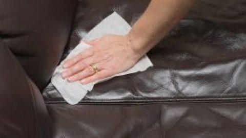 Как почистить обивку дивана в домашних условиях народными методами