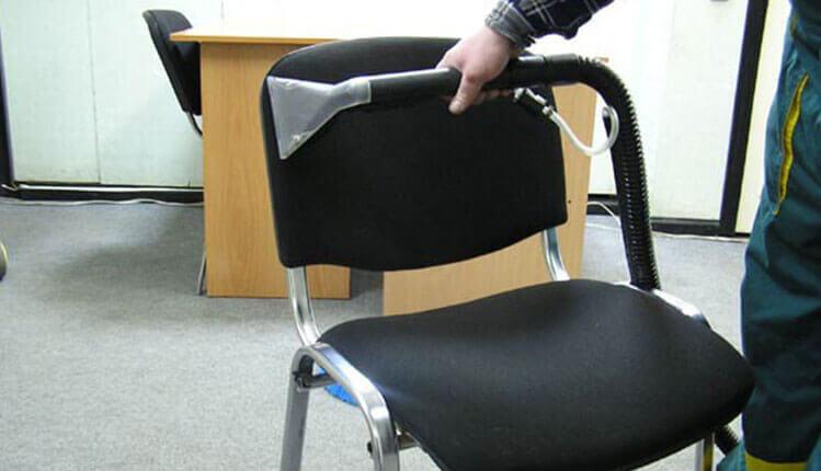 Химчистка (чистка) офисной мебели