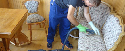 Химчистка кухонного уголка