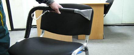 Химчистка стульев из жаккарда